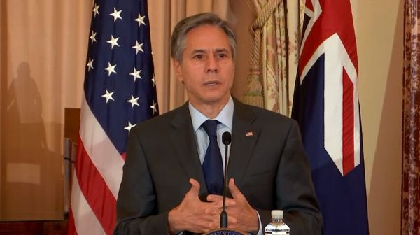 بلینکن: ایران نباید به سلاح اتمی دست یابد