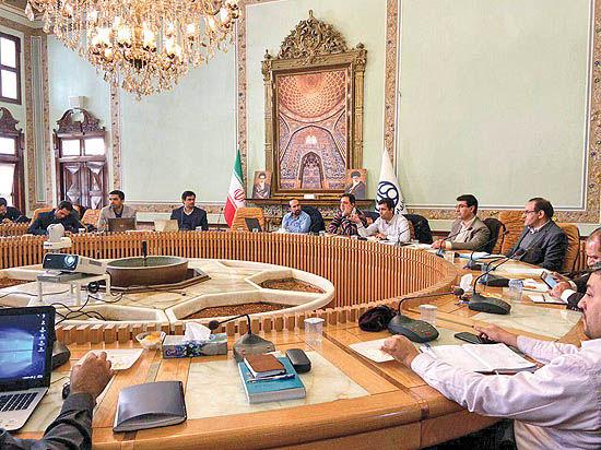 چالش اصلی شهر اصفهان