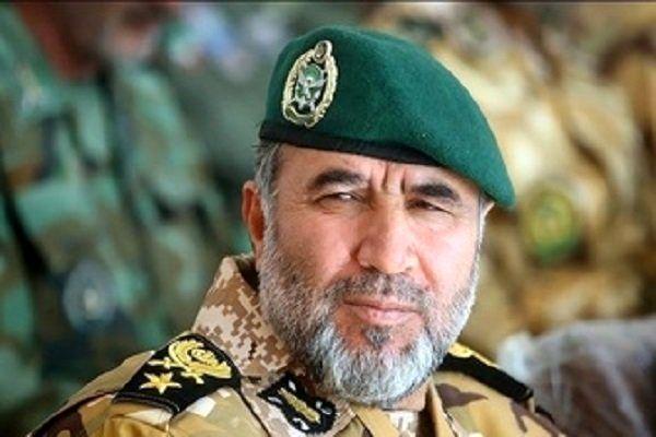 امیر سرتیپ حیدری: شایسته سالاری در نیروی زمینی ارتش نهادینه شده است