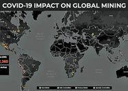 شوک8/ 8 میلیارد دلاری به معادن جهان