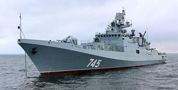 ورود یک کشتی جنگی روسیه به سودان