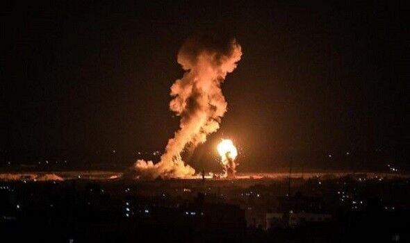 شلیک ۸ موشک به کرکوک عراق