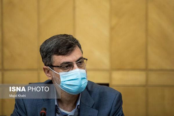 قاضی زاده هاشمی عضو ستاد ملی مقابله با کرونا شد