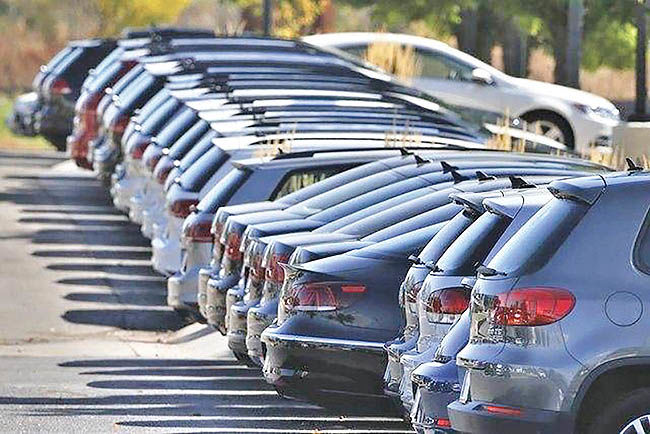 افت فروش خودرو در ژاپن