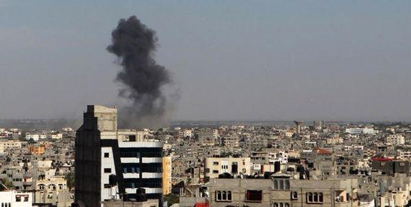 شلیک راکت از غزه به سمت سرزمینهای اشغالی