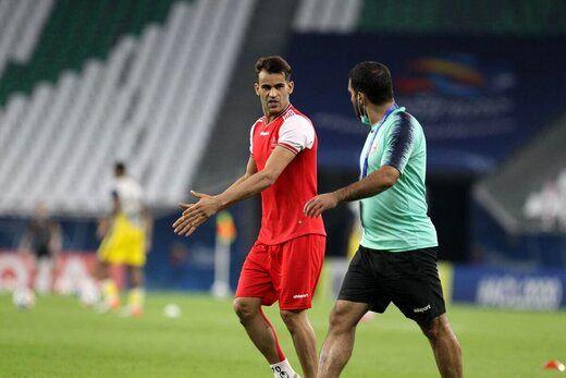 بازگشت آلکثیر به فوتبال با لیگ قهرمانان آسیا