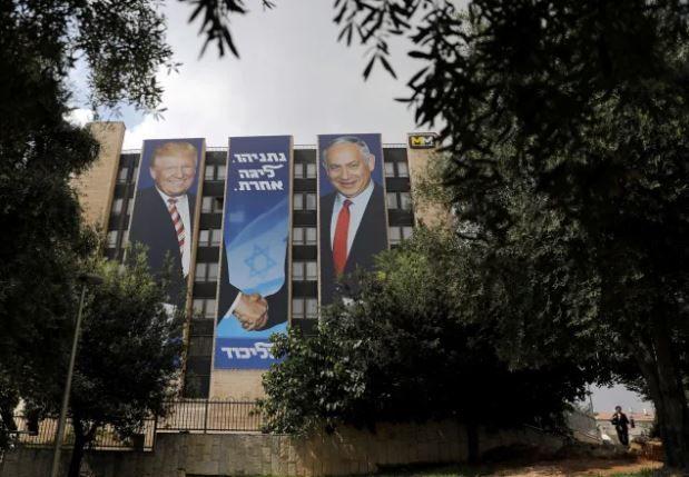 حمایت آشکار ترامپ از نتانیاهو به روایت هاآرتص