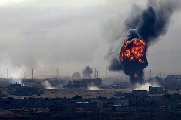 انفجار مهیب در شمال سوریه