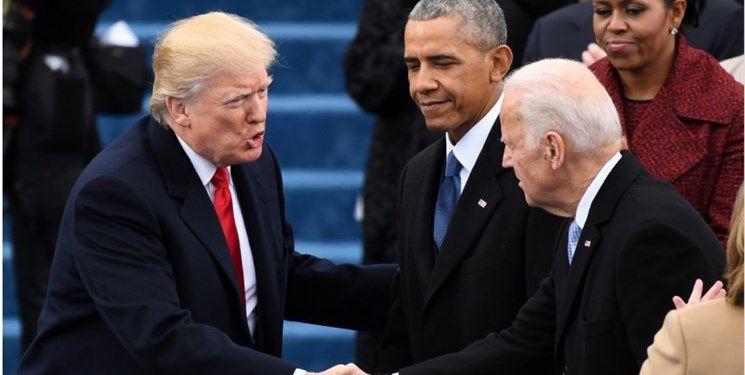 ترامپ از تصمیم بایدن برای خروج نظامیان آمریکایی از افغانستان تمجید کرد