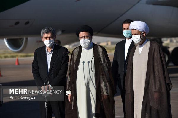رئیسی: بیکاری و خشکسالی مشکل مهم فارس است