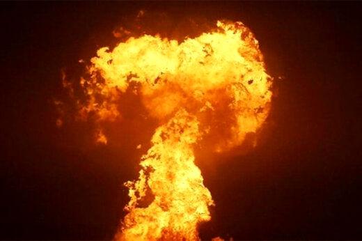 انفجار خط لوله نفت در خوزستان ۴ کشته به جا گذاشت