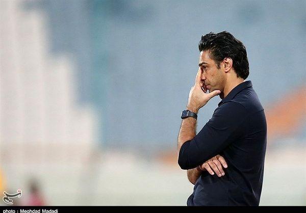 مجیدی: علینژاد در جایگاهی نیست که درباره من صحبت کند