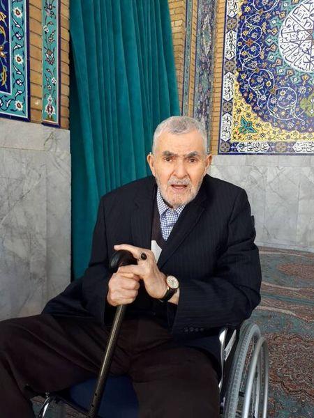 برادر آیت الله العظمی فاضل لنکرانی(ره) درگذشت