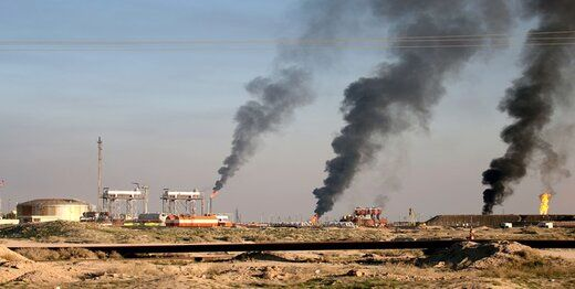 انفجار دو بمب در یک میدان نفتی در شمال عراق