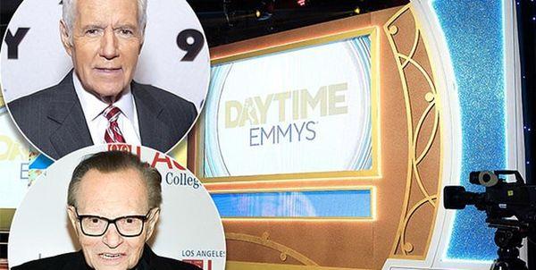 «لری کینگ» پس از مرگش جایزه «امی» گرفت