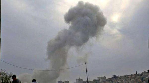کشته شدن ۱۸ غیر نظامی در سوریه بر اثر انفجار مین