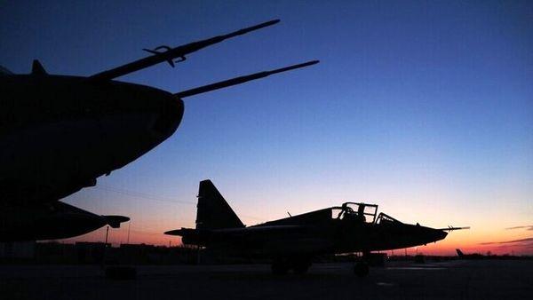 دفع حمله راکتی به پایگاه نظامی روسیه در سوریه