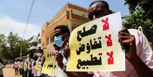 توافق قریب الوقوع سازش میان سودان و اسرائیل