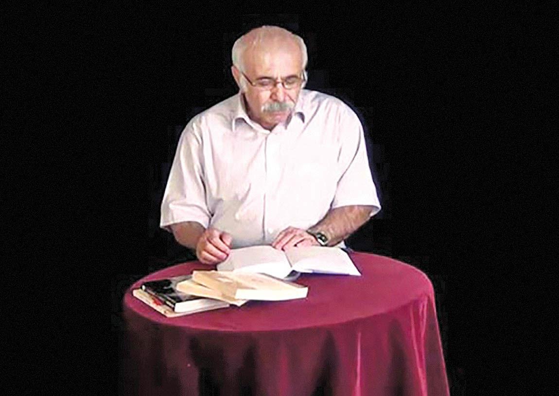 رونمایی از کتاب روایتهای زندگی محمدعلی بهمنی
