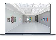 ادامه حیات گالریها در فضای مجازی