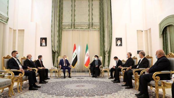 رئیسی: تهران از نقش آفرینی منطقهای عراق حمایت می کند