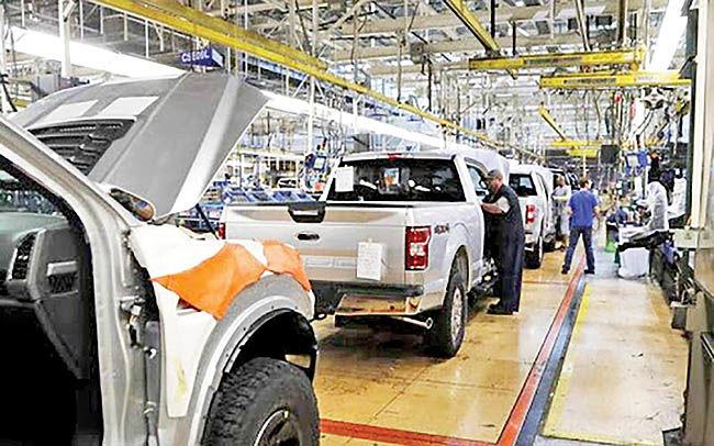 بحران کمبود فولاد در خودروسازی آمریکا