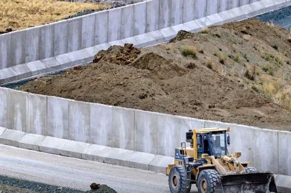 دیوار امنیتی مرزی ترکیه با ایران طولانیتر می شود
