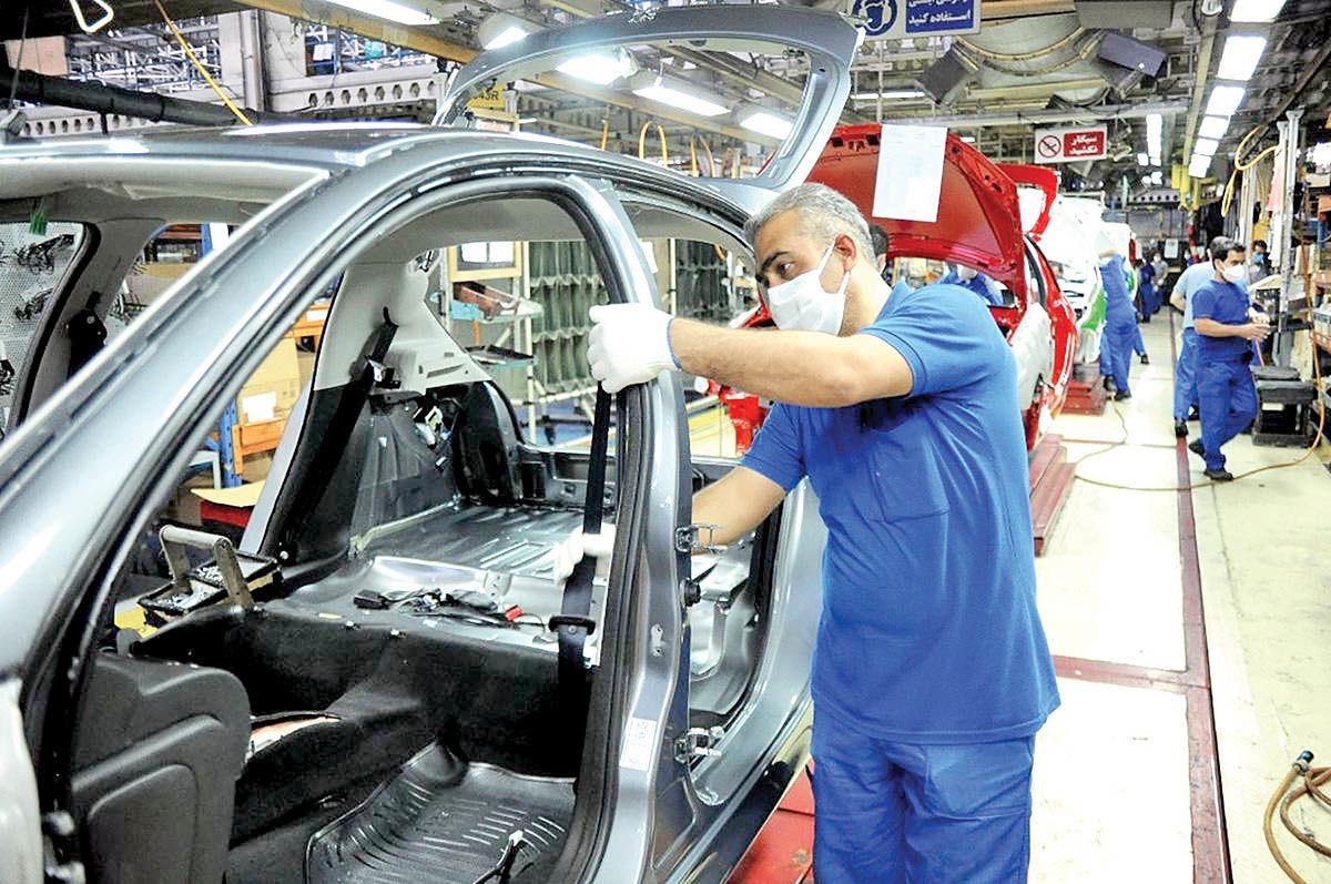تصویر خودروسازان خصوصی در پساتحریم