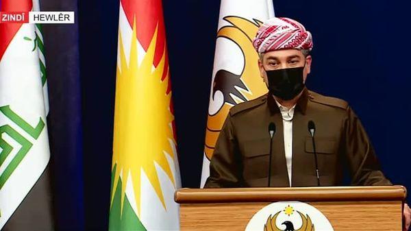 توضیح اقلیم کردستان درباره جنجال تمبرها