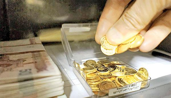 وضعیت حساس در بازار سکه
