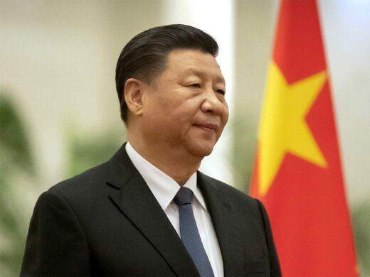 رئیس جمهور چین برای بشار اسد نامه نوشت