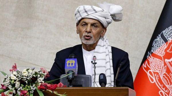دستور اشرف غنی برای دست به سلاح شدن مردم افغانستان
