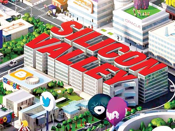 سیلیکون ولی؛ موتور تولید ثروت جهان