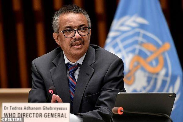 رئیس سازمان جهانی بهداشت وارد افغانستان شد