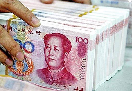 تضعیف یوآن چین