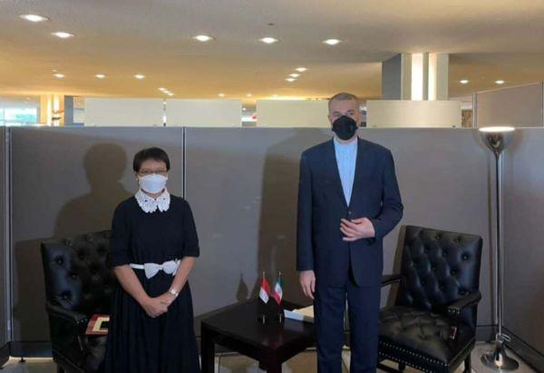 وزیر خارجه: اندونزی از اولویتهای سیاست خارجی ماست
