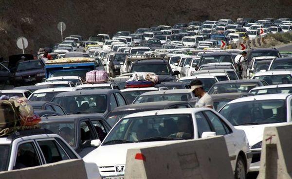 آخرین وضعیت ترافیکی جادههای شمالی/ یکطرفه شدن برخی مسیرها