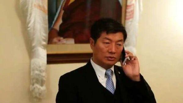 رهبر سیاسی تبت پس از ۶۰ سال به کاخ سفید رفت
