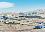 استخراج  5/ 1 میلیون تن زغال سنگ
