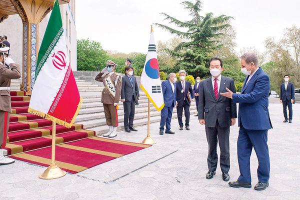 سفر نخستوزیر کرهجنوبی پس از 44 سال به ایران
