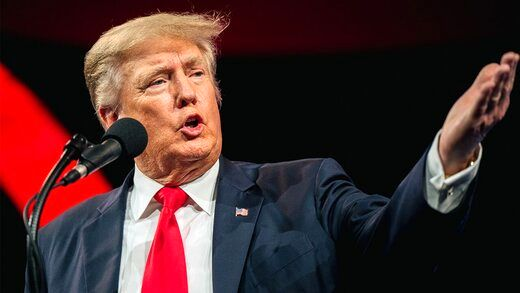 شکایت ترامپ برای بازگرداندن حساب توییترش
