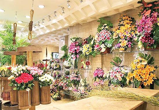 خرید گل از دسته به شاخه