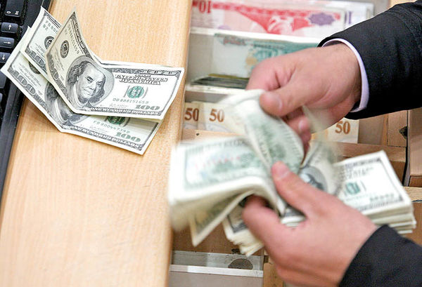 علامت بازدهی دلار تغییر کرد
