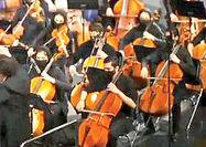 آخرین اجرای ارکستر سمفونیک تهران با سهراب کاشف