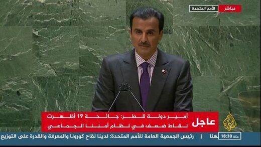 امیر قطر: راهی برای حل اختلافات با ایران جز گفتگوی عقلانی وجود ندارد