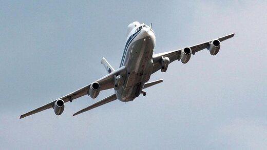 تجهیزات هواپیمای نظامی روسیه به سرقت رفت