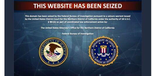 آمریکا دامنه های ۲۷ وبگاه ایرانی را مسدود کرد