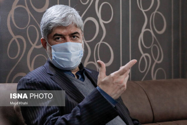 اعلام  کاندیداتوری علی مطهری برای انتخابات 1400
