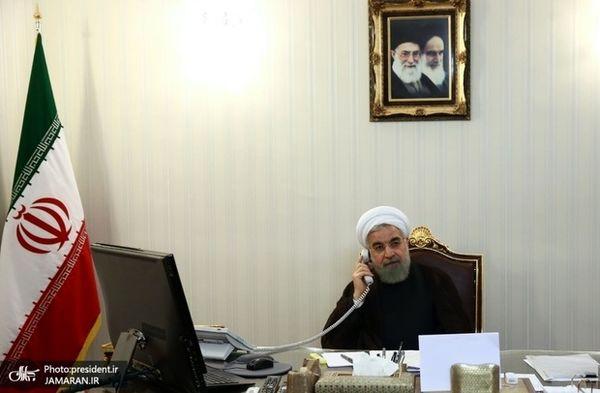 جزئیات گفتوگوی تلفنی روحانی با نخست وزیر ارمنستان