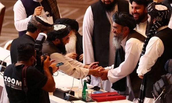 به توافق رسیدن طرفین مذاکرات افغانستان بر سر مسائل مورد اختلاف